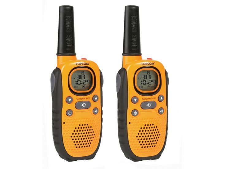 TopCom 9100 Twintalker walkie talkie