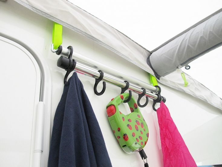 Kampa AccessoryTrack Hanging Rail wieszak