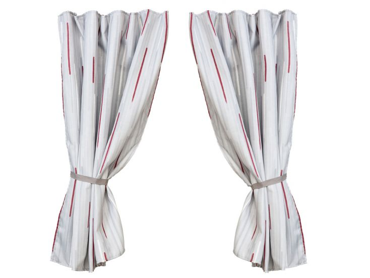 Fiamma Curtains Kit Smoke zasłony