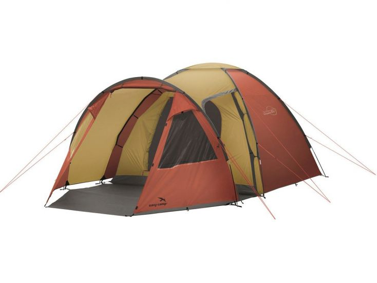 Easy Camp Eclipse 500 Gold Red namiot kopułowy
