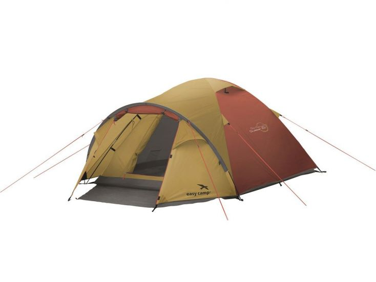 Easy Camp Quasar 300 Gold Red namiot kopułowy